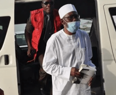 Court grants EFCC permission to detain former minister of justice, Mohammed Adoke for an additional 14 days
