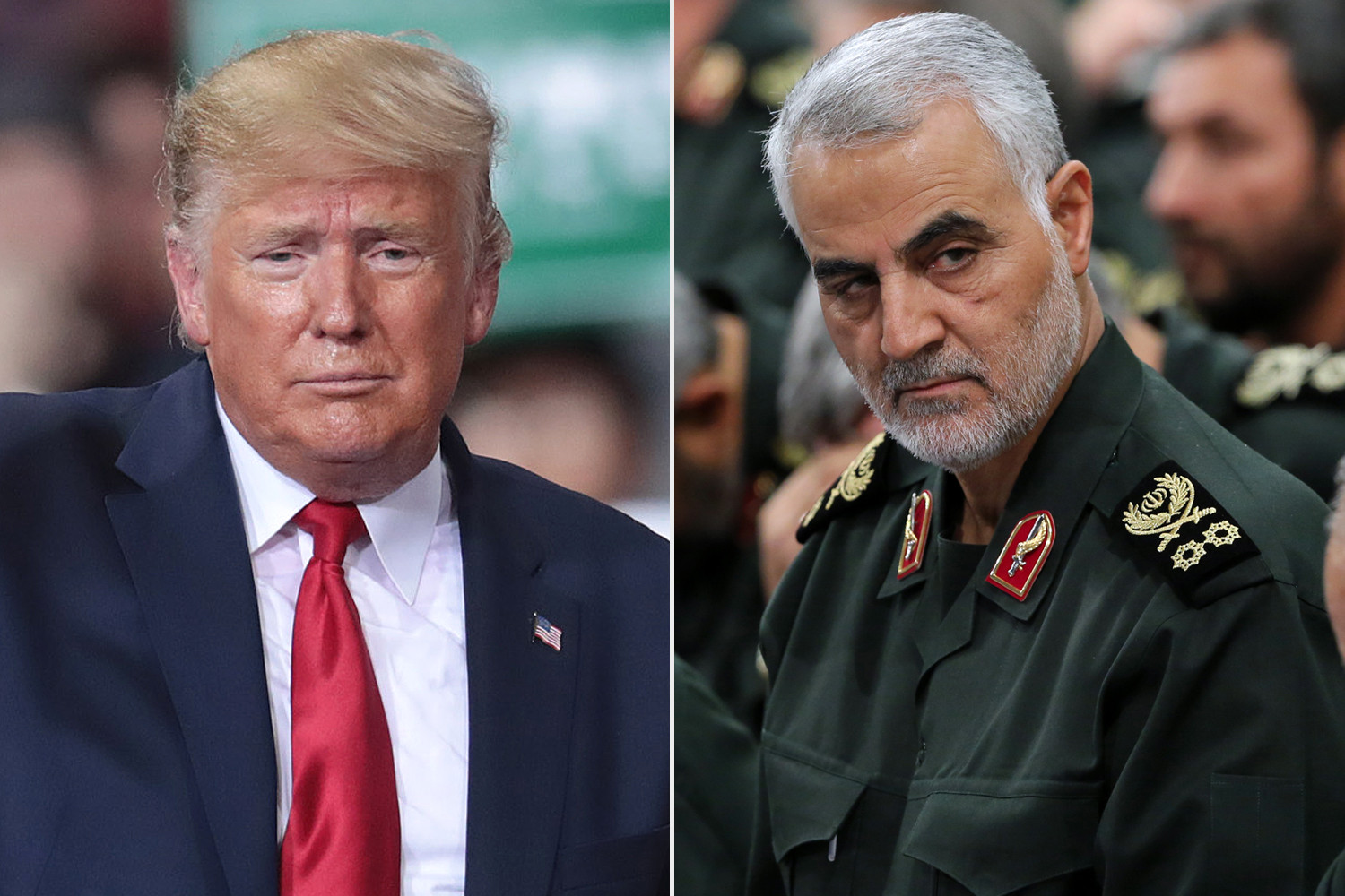 """World War 3"" trends globally after President Trump ordered an air strike that killed commander of Iran"