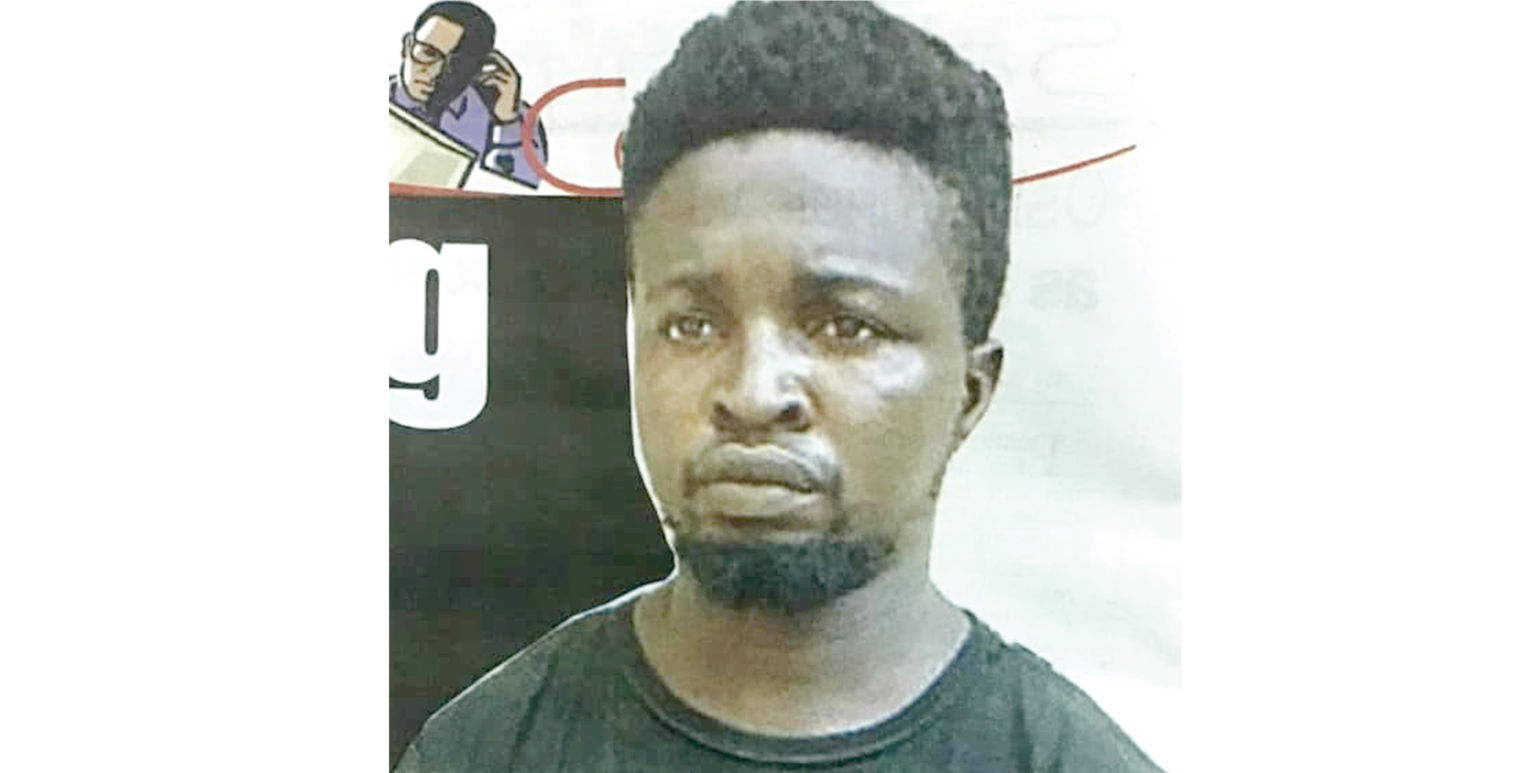 I sacrifice cocks every 3 days for my magic rings to be potent ? Arrested Lagos pickpocket