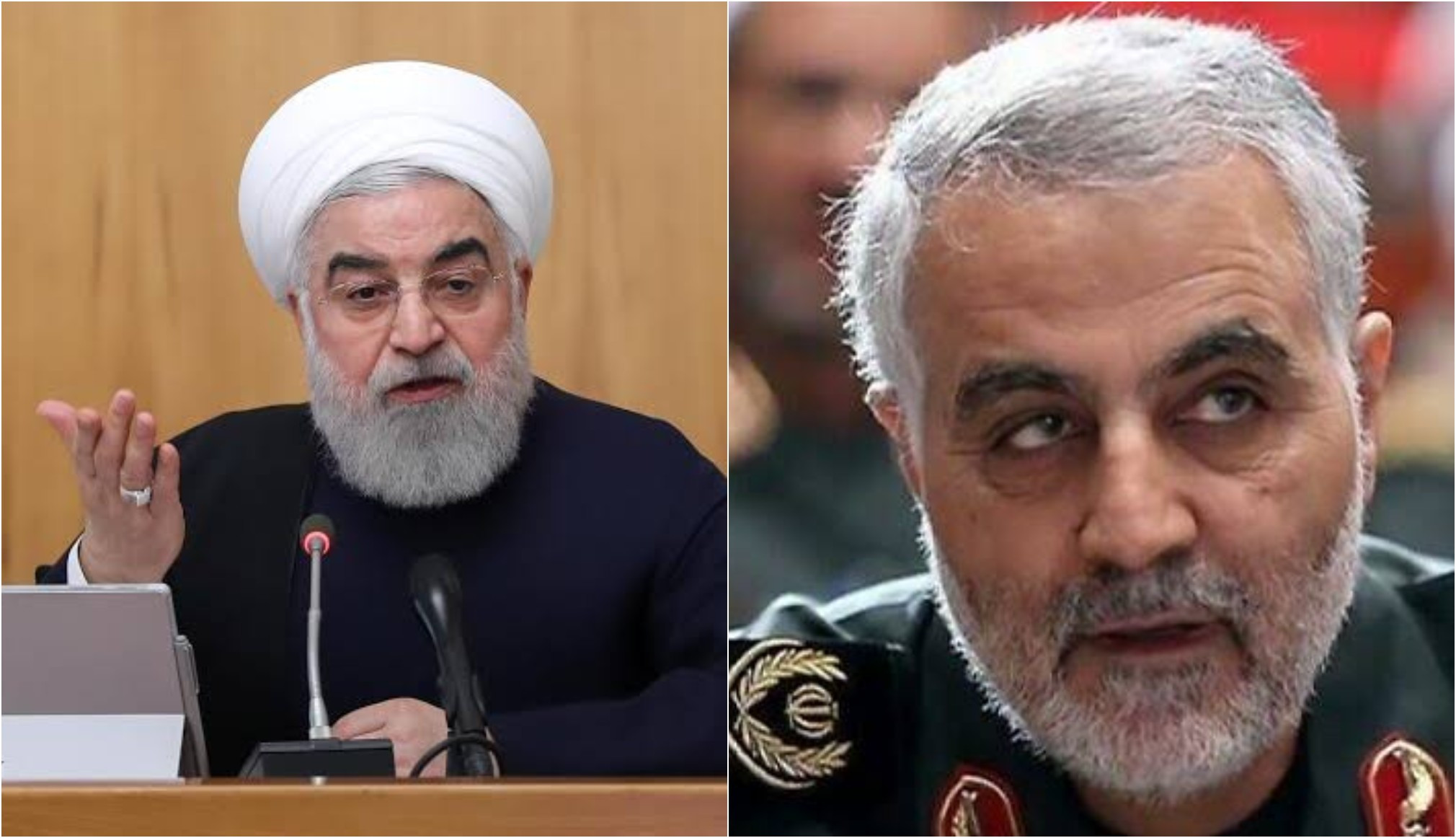 Iran to avenge the death of General killed in US air strike ordered by Donald Trump - President Rouhani