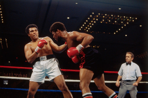 Former heavyweight champions Leon Spinks diagnosed with prostate cancer