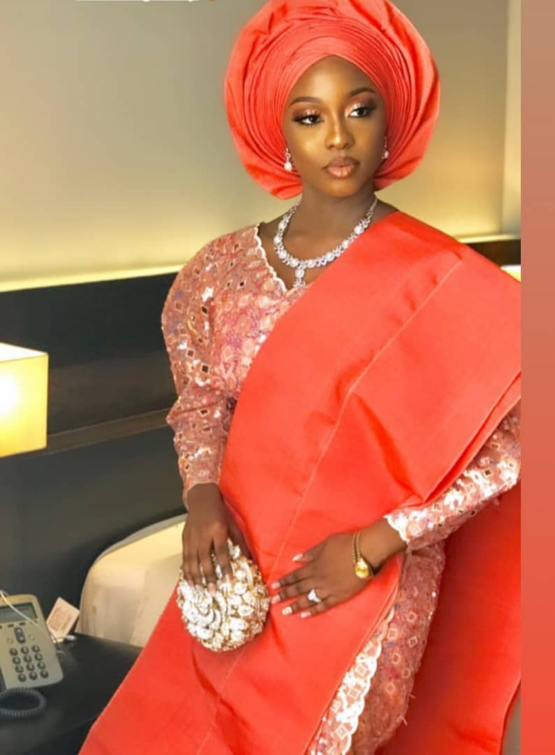 Photos from the wedding introduction of media gal Tallulah Doherty and her tech guru boyfriend, Tokunbo Adetona