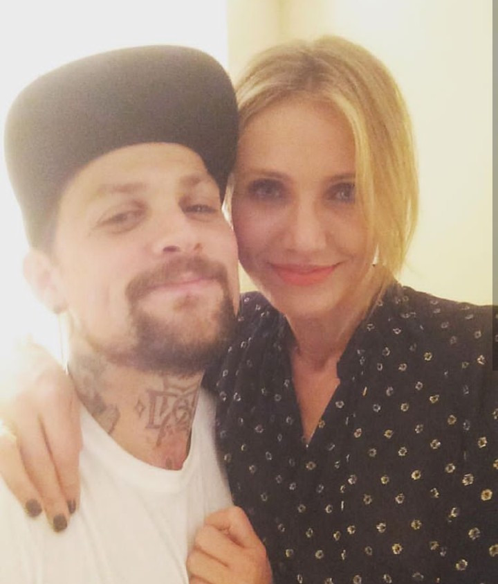 Cameron Diaz and Benji Madden welcome their first child, a baby girl named Rabbix