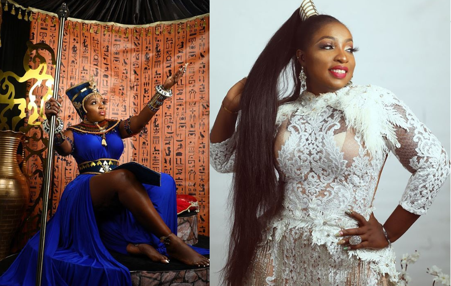 Actress Anita Joseph stuns in birthday photos as she clocks 35 today
