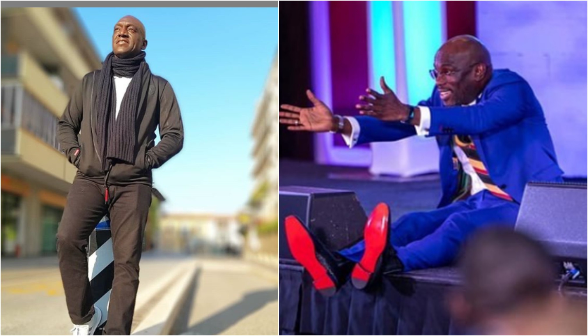 Who ordained you? Sammie Okposo calls out Pastor David Antwi for saying