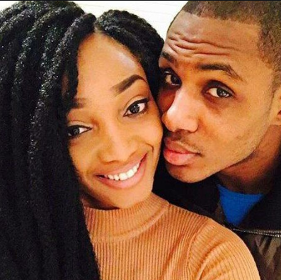 Footballer, Jude Ighalo and wife, Sonia, delete each other