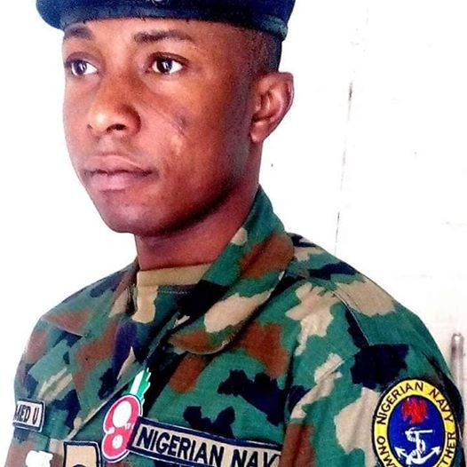 Gallant Nigerian Navy officer allegedly killed by suspected militants in Rivers State