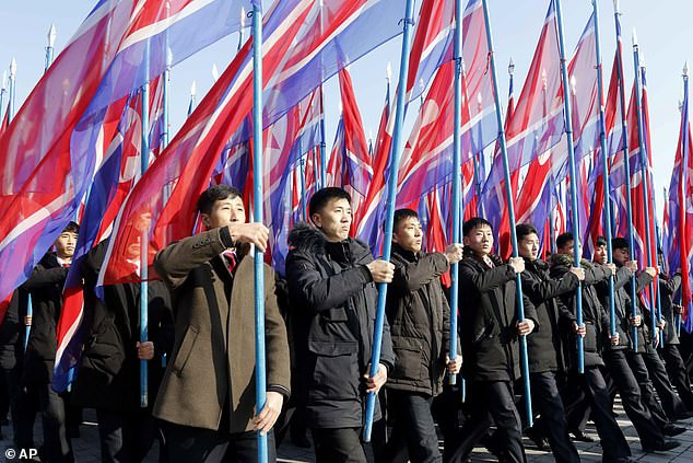 Thousands attend mass rally in N.Korea to support Kim Jong Un