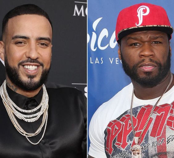 French Montana takes his beef with 50 Cent to another level as he puts out receipts claiming 50 Cent prefers transwomen with male members