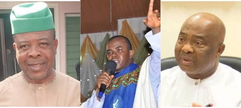 The Catholic Church is not into fortune telling - Catholic Bishop tells Father Mbaka over Imo governorship prophecy