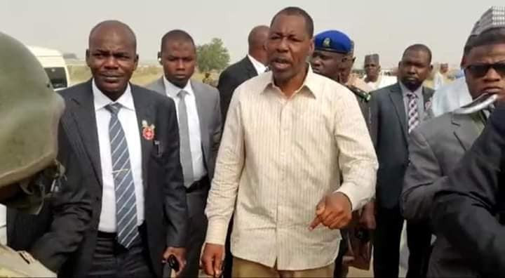Borno governor accuses soldiers of collecting N500 -N1000 bribes from travellers