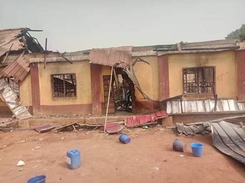 11-year-old student dies as fire razes school dormitory in Anambra