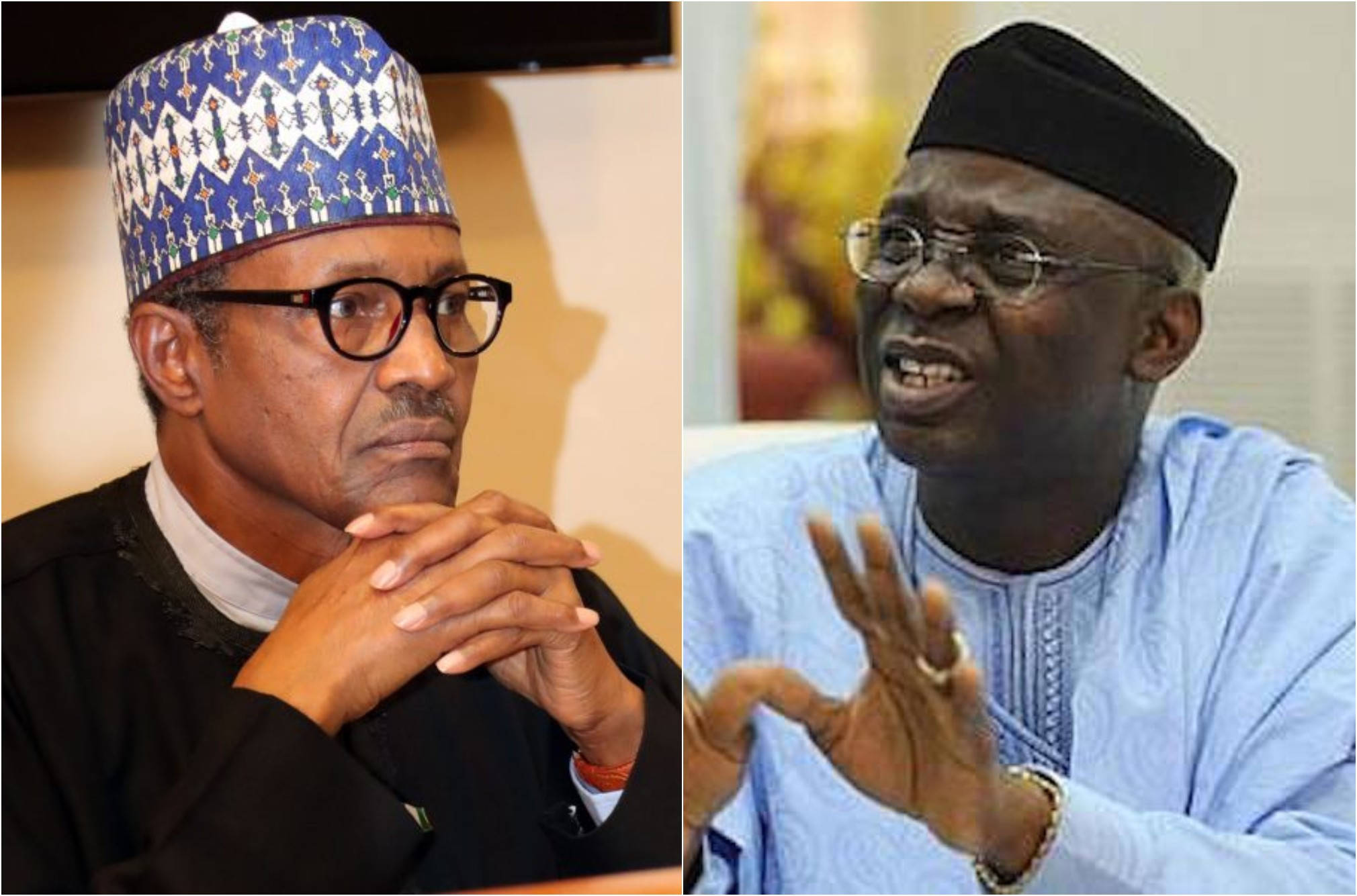 Buhari won?t handpick his successor - Femi Adesina replies Pastor Tunde Bakare over advice on 2023 election