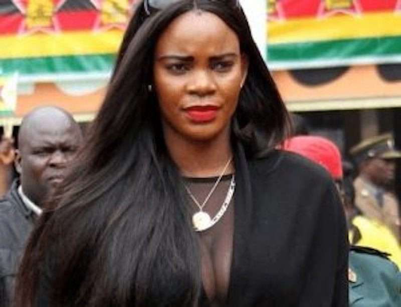 Zimbabwe Vice President?s wife freed on bail after being accused of attempting to kill her husband