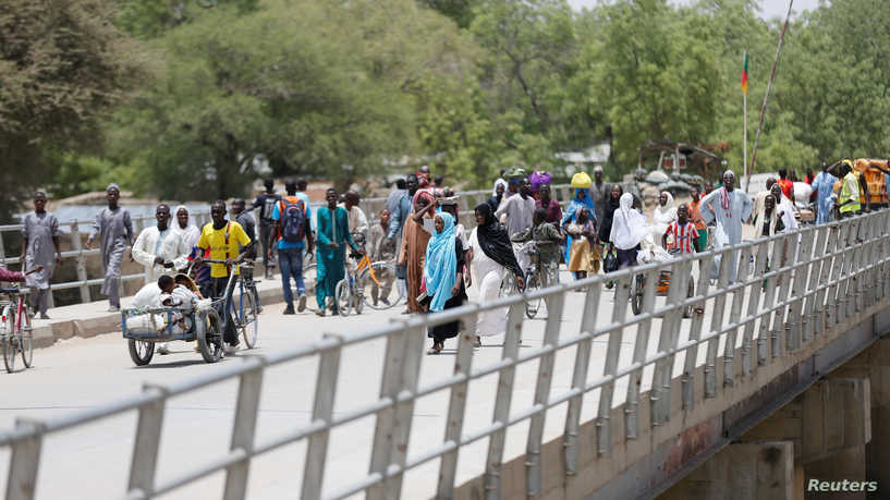 Thirty persons reportedly killed on crowded bridge bomb explosion in Borno
