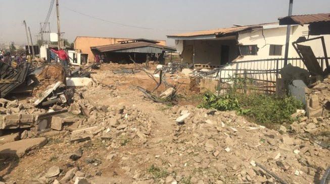 Court halts further demolition of Saraki?s property