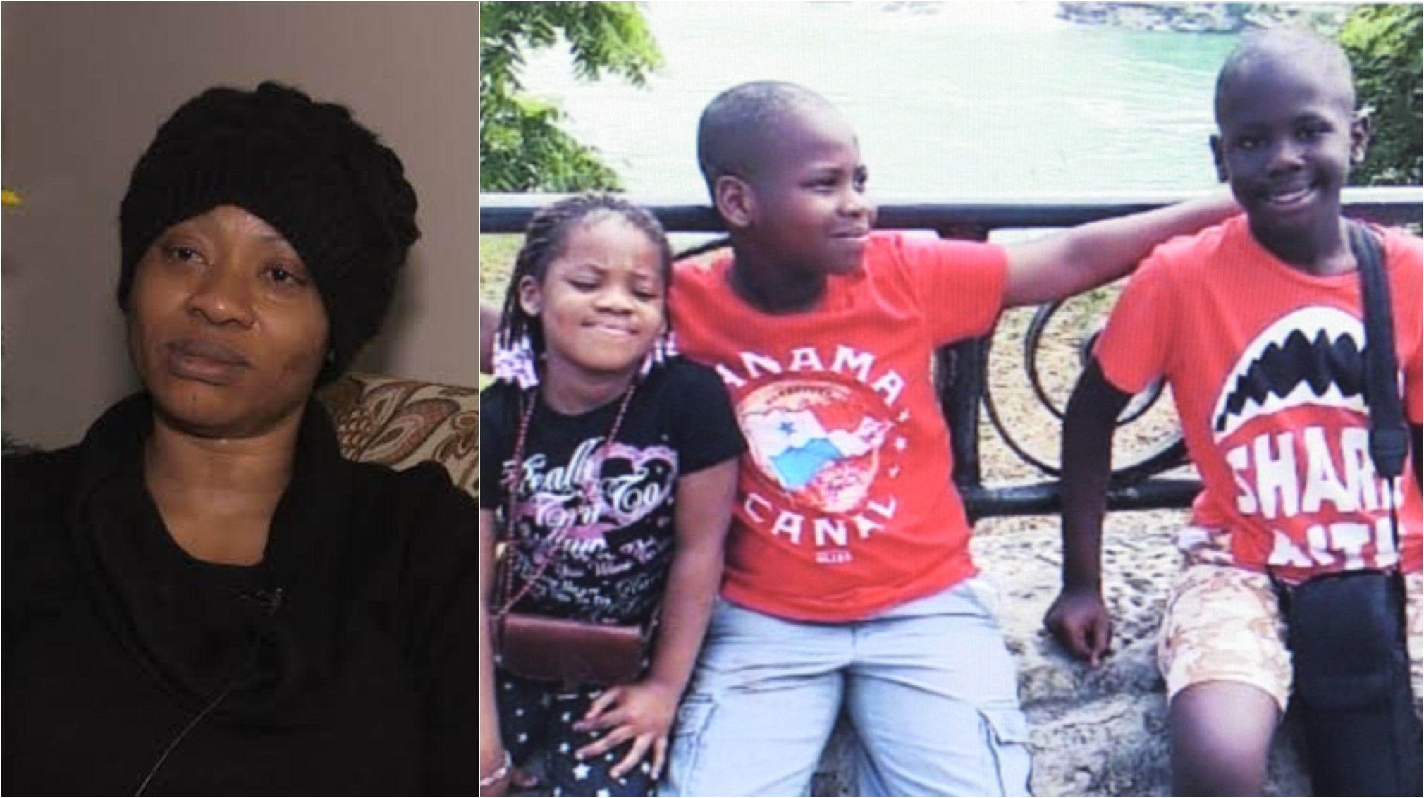 I lost it all - Nigerian Mother speaks after her three children