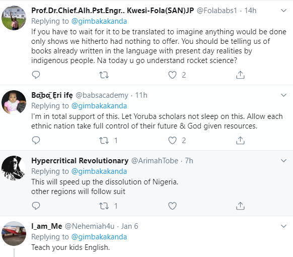 Bayero University allegedly translates Physics, Chemistry and Mathematics textbooks into Hausa