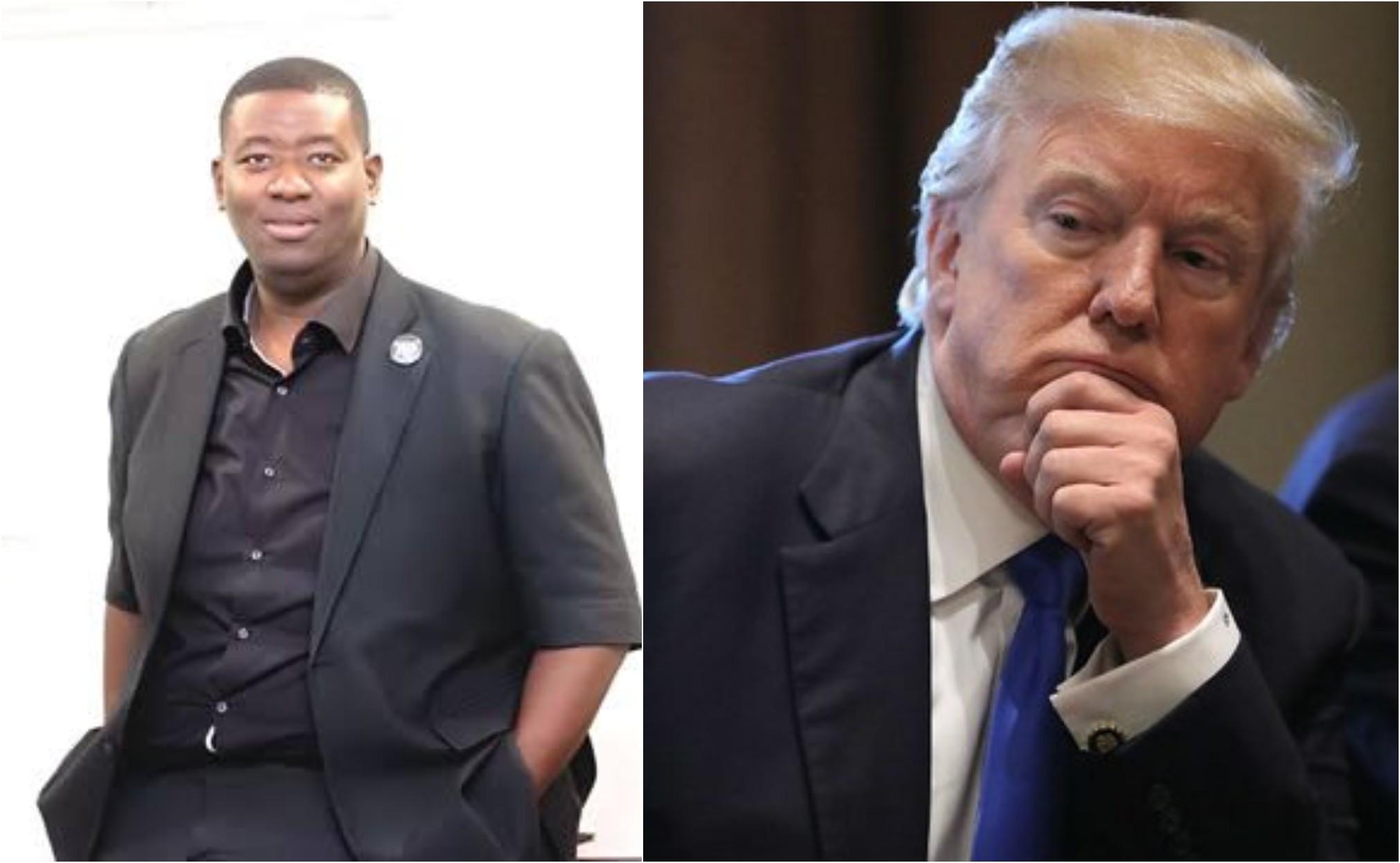 Donald Trump is an inspiration - Pastor Adeboye