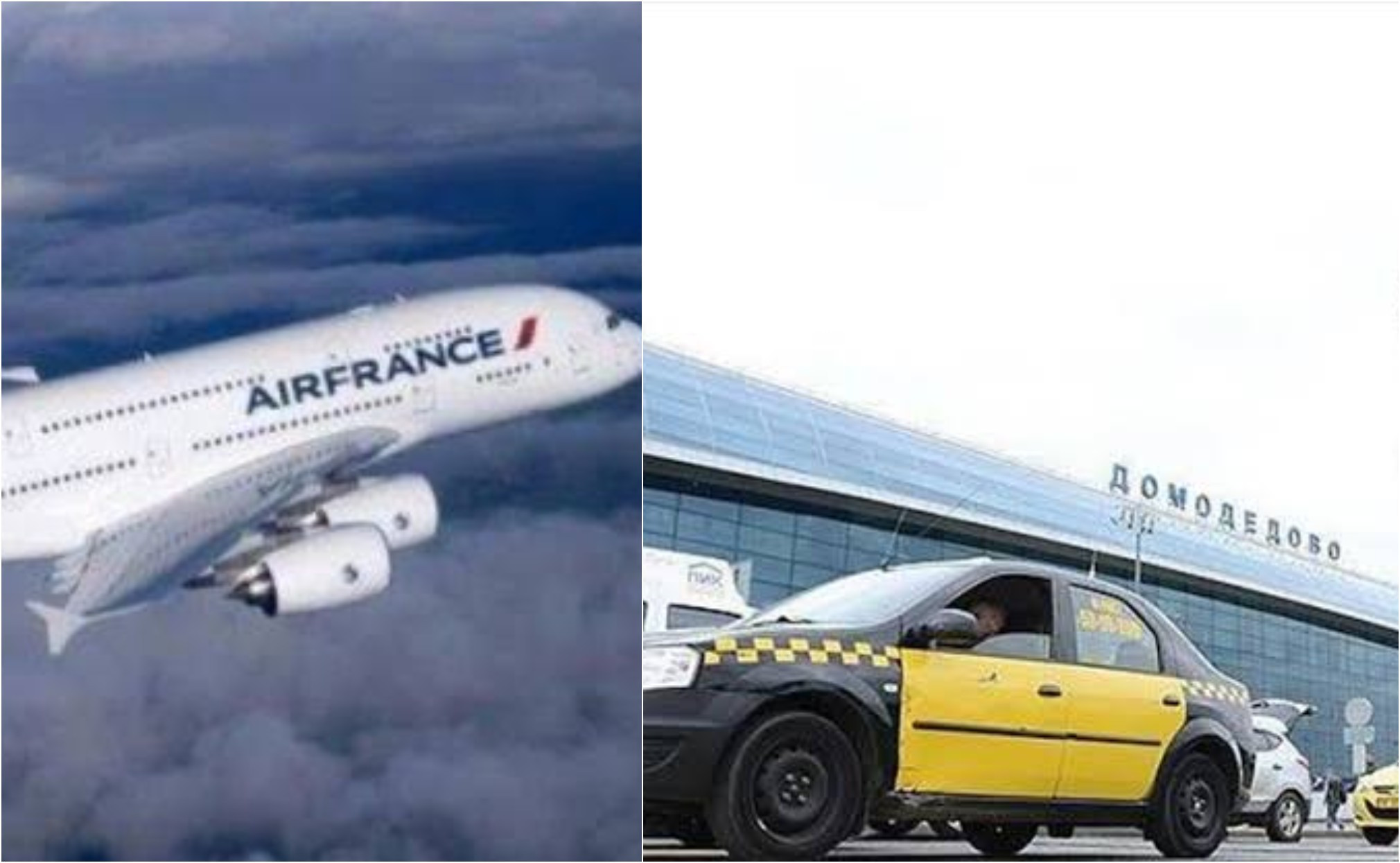 Air France and Russia suspends flights over Iraq and Iran airspace