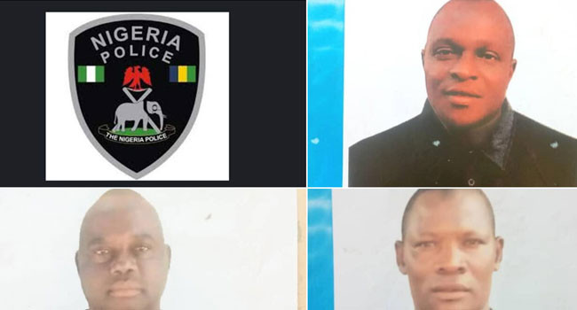 NPF mourn officers killed by Boko Haram in Borno state