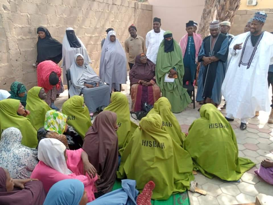 32 suspected prostitutes arrested by Kano Sharia Police