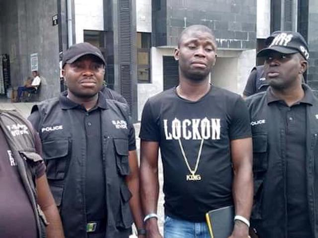 Suspected Port Harcourt serial killer, Gracious David-West identifies 7 victims in mortuary