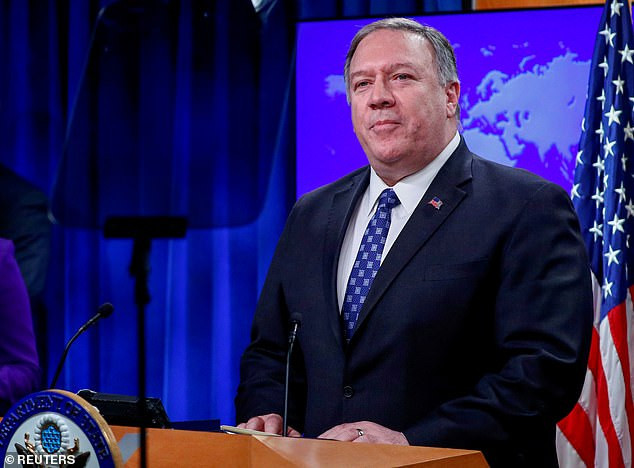 US Sec. Of State Mike Pompeo denies Iraqi Prime Minister's request for US troop withdrawal from Iraq thumbnail