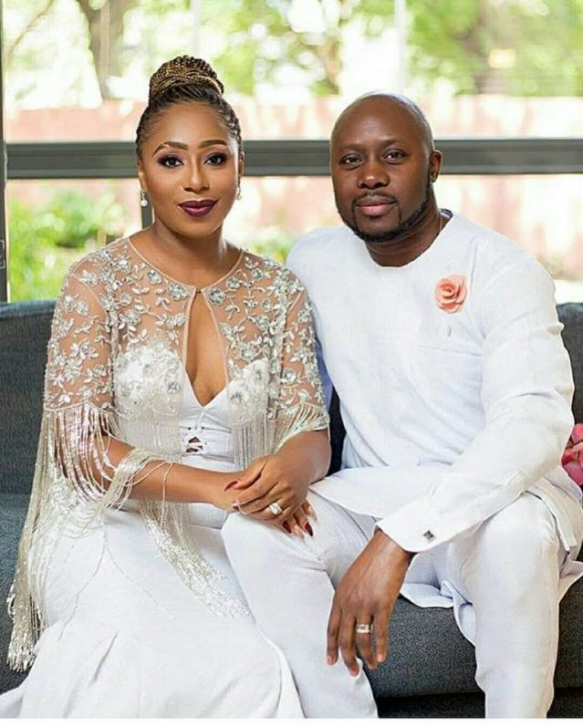 When they realize hating is not working, they start telling lies - Dakore Egbuson-Akande says as she debunks marriage crash