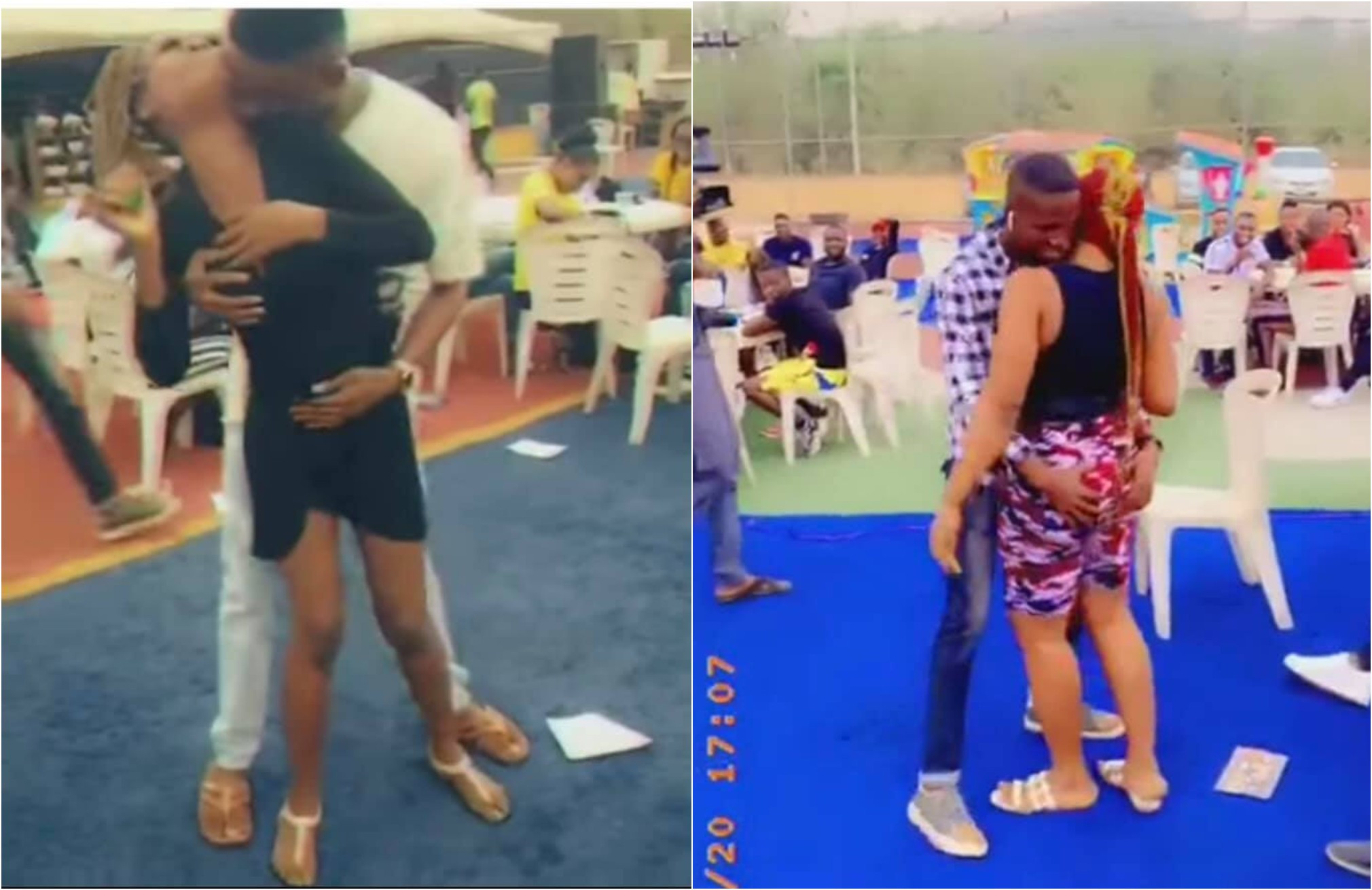 Sexually explicit videos from a Twitter hangout in Ogun state sparks controversy