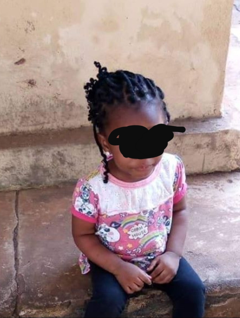 2-year-old girl allegedly strangled to death by housemaid for refusing to wear her cloth