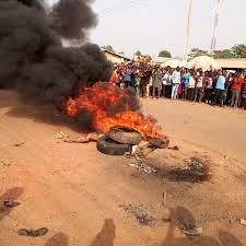 Mentally-deranged man sets Surulere resident ablaze