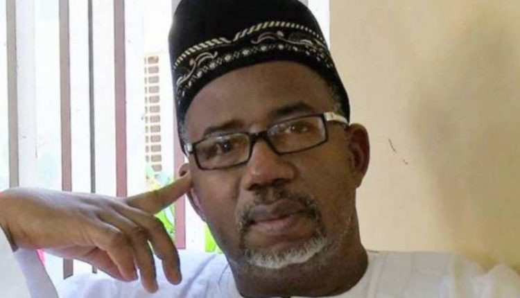 Bauchi state governor, Bala Mohammed,  hospitalized in London