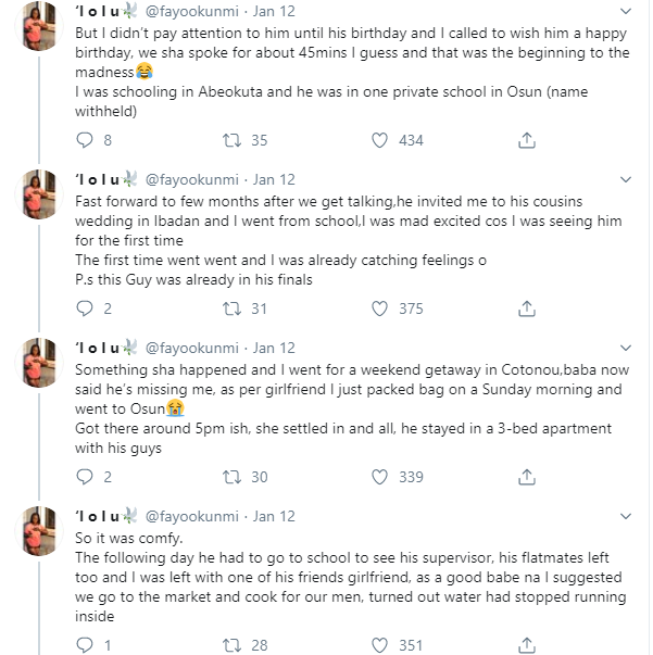 Twitter user narrates how she faked an asthma attack to avoid getting raped by a cultist