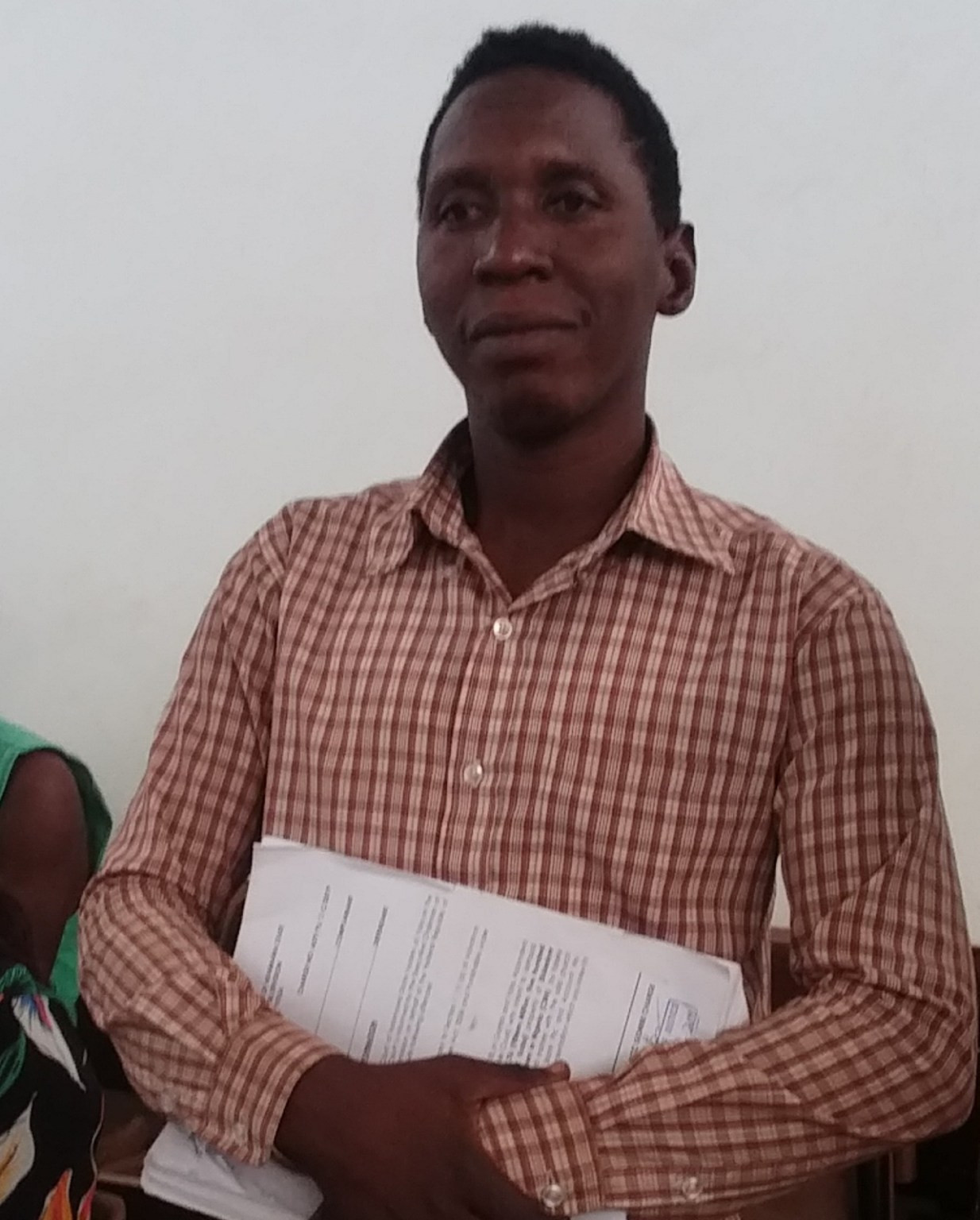 Photo of church accountant sent to jail for allegedly stealing N15.5m tithes and offerings