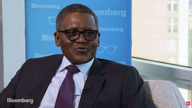 Aliko Dangote makes major announcement about buying?Arsenal Football Club