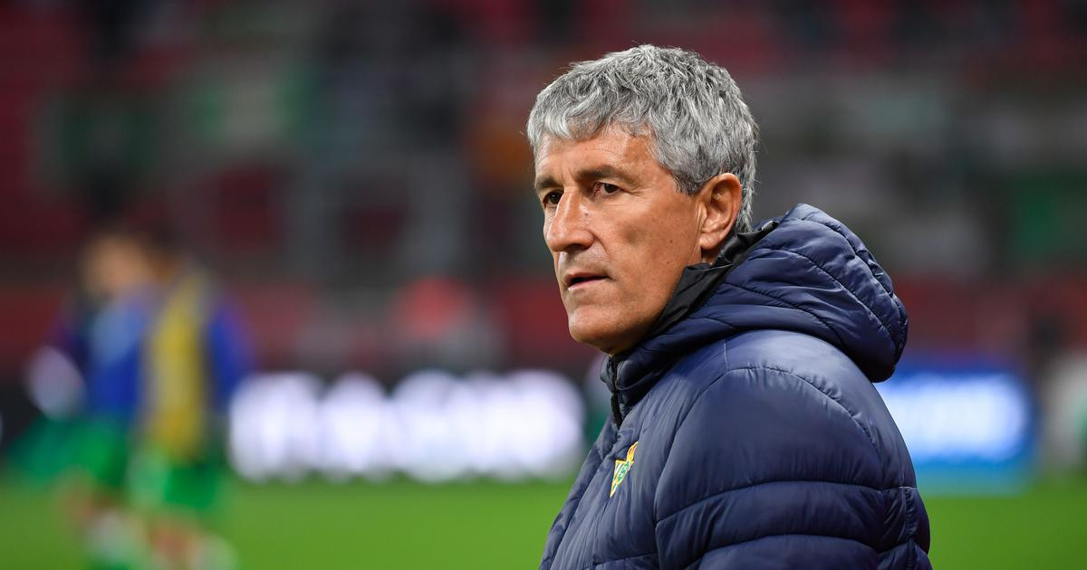 Barcelona sack Ernesto Valverde and appoint Quique Setien as new coach