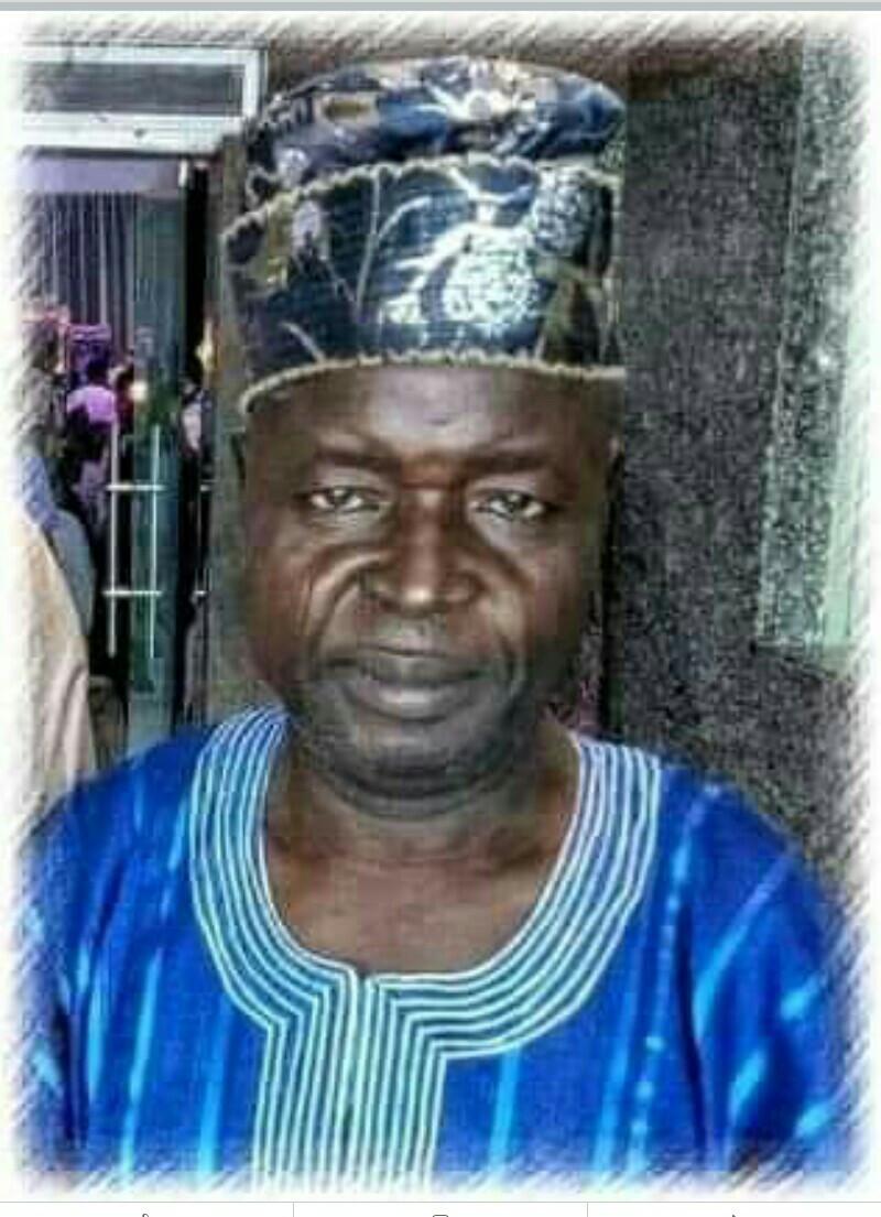 Actor Toyosi Arigbabuwo is dead