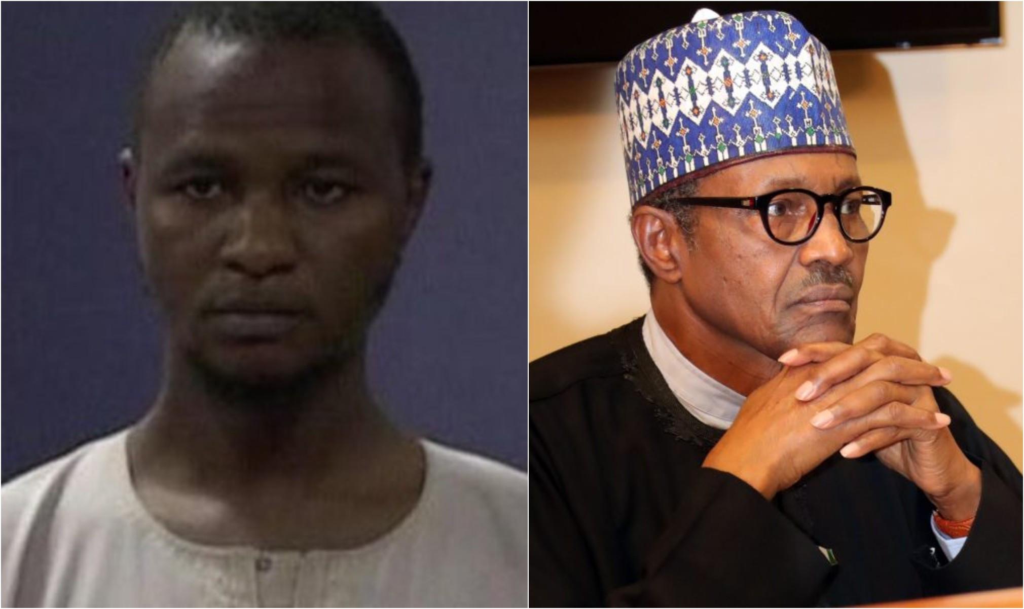 Alleged mastermind of Buhari
