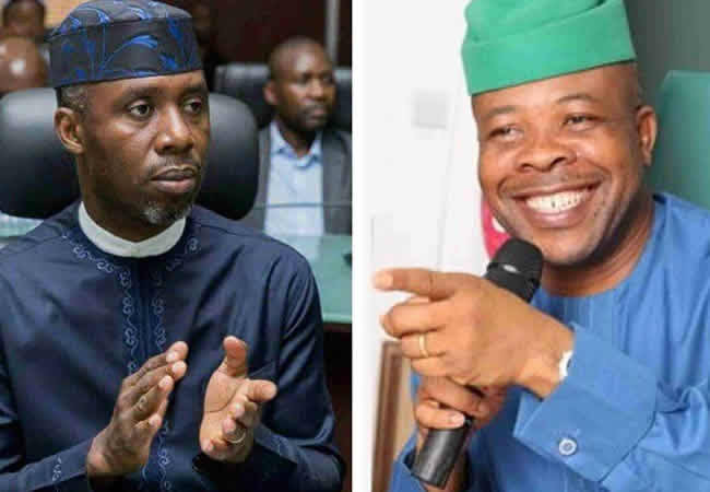 Okorocha?s in-law, Uche Nwosu withdraws case against Governor Ihedioha