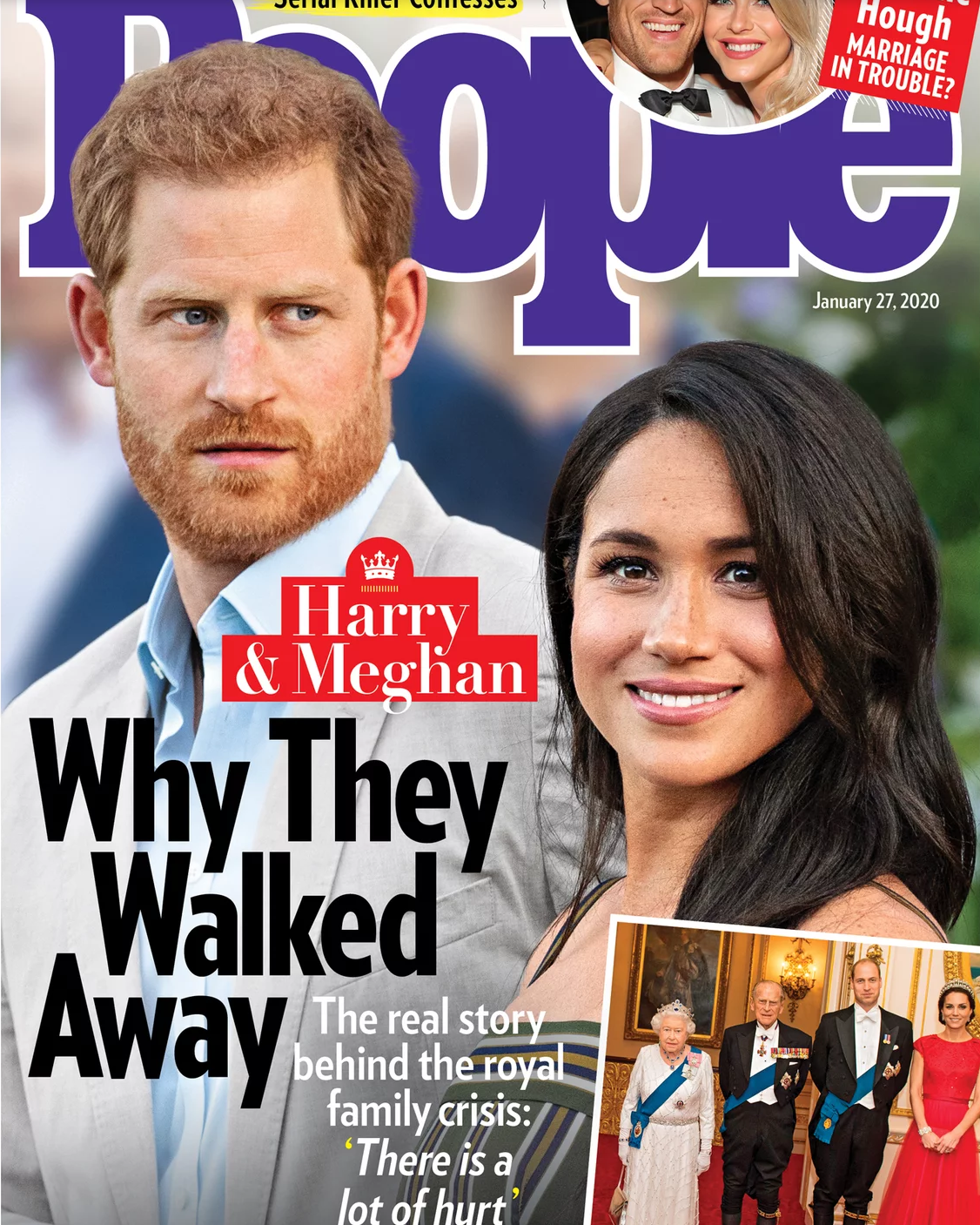 """There is so much bad blood in that family ? it?s toxic"" Prince Harry and Meghan Markle"