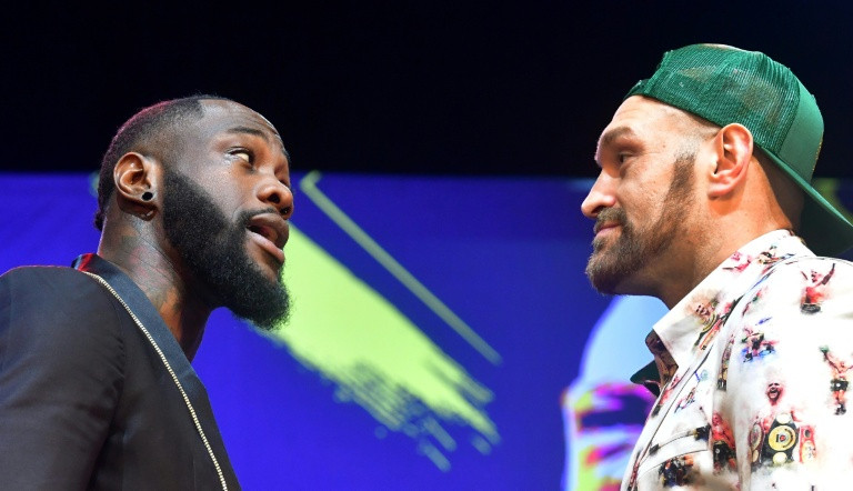 #WilderVsFury2: Tyson Fury swears to knockout undefeated Deontay Wilder in 2 rounds