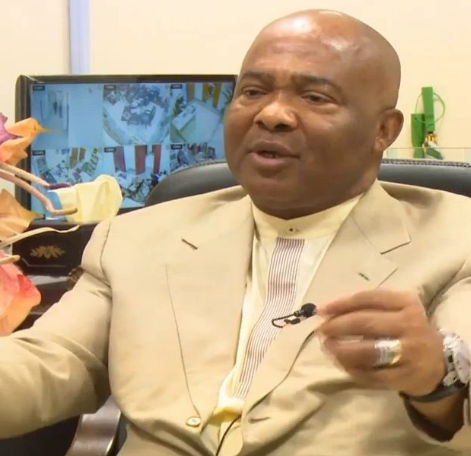 Imo state governor-elect, Hope Uzodinma, freezes all state bank accounts