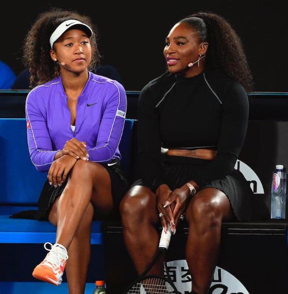 """""""Me and my mom"""" Naomi Osaka honors Serena Williams as she shares new photo of them together"""