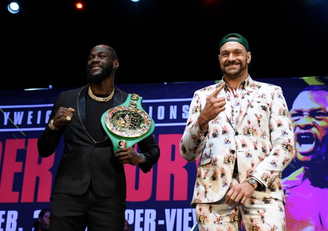 Tyson Fury reveals he has been masturbating 7 times a day ahead of his rematch with Deontay Wilder