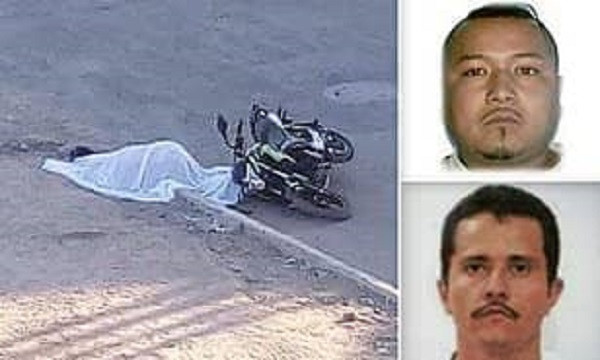 Bride whose brother is a notorious cartel leader is assassinated at her own wedding and her husband-to-be is abducted by rival gang