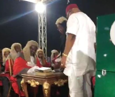 Breaking: Hope Uzodinma sworn in as Imo state governor