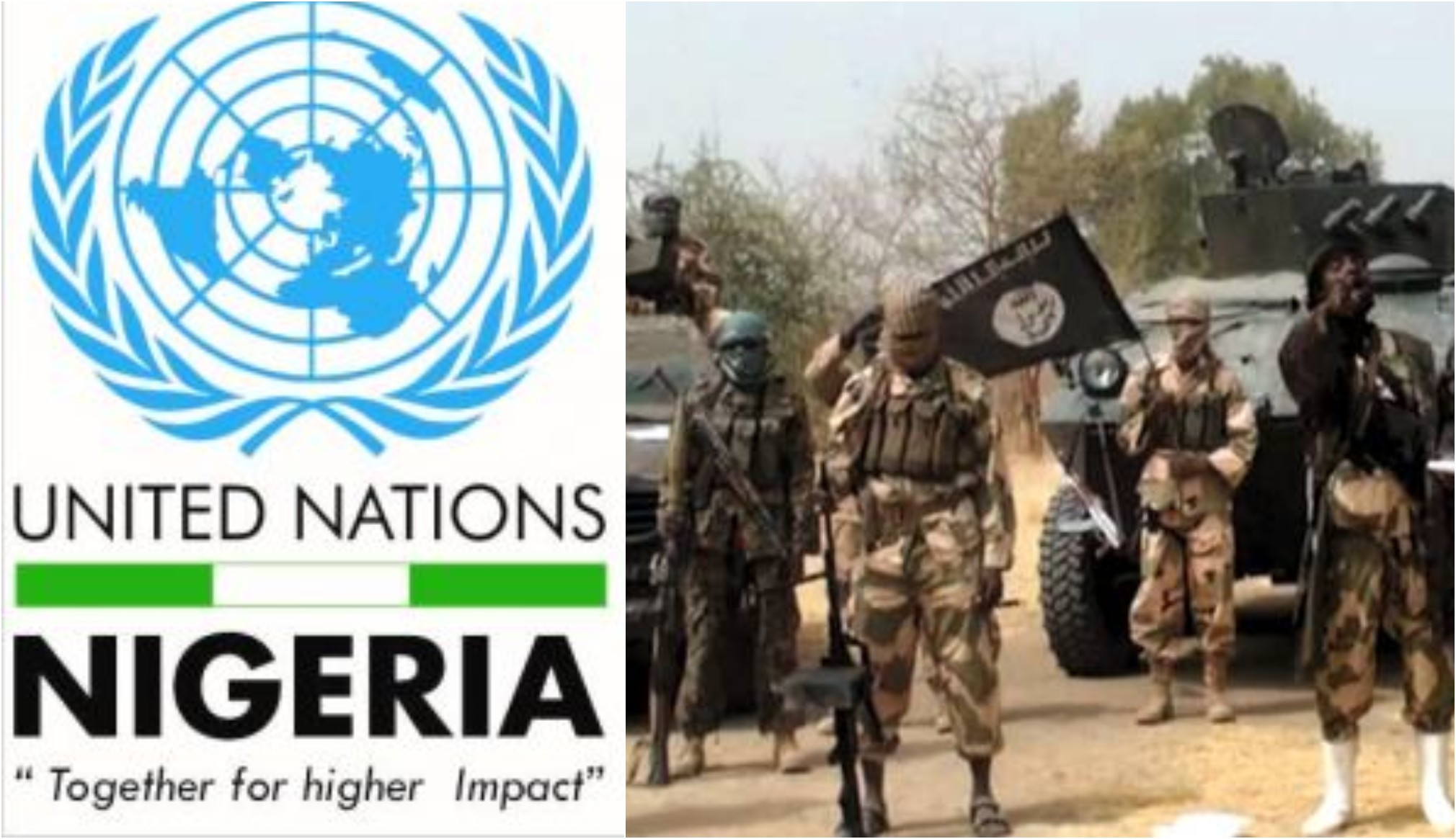 Boko Haram have more checkpoints in the North-East now - UN