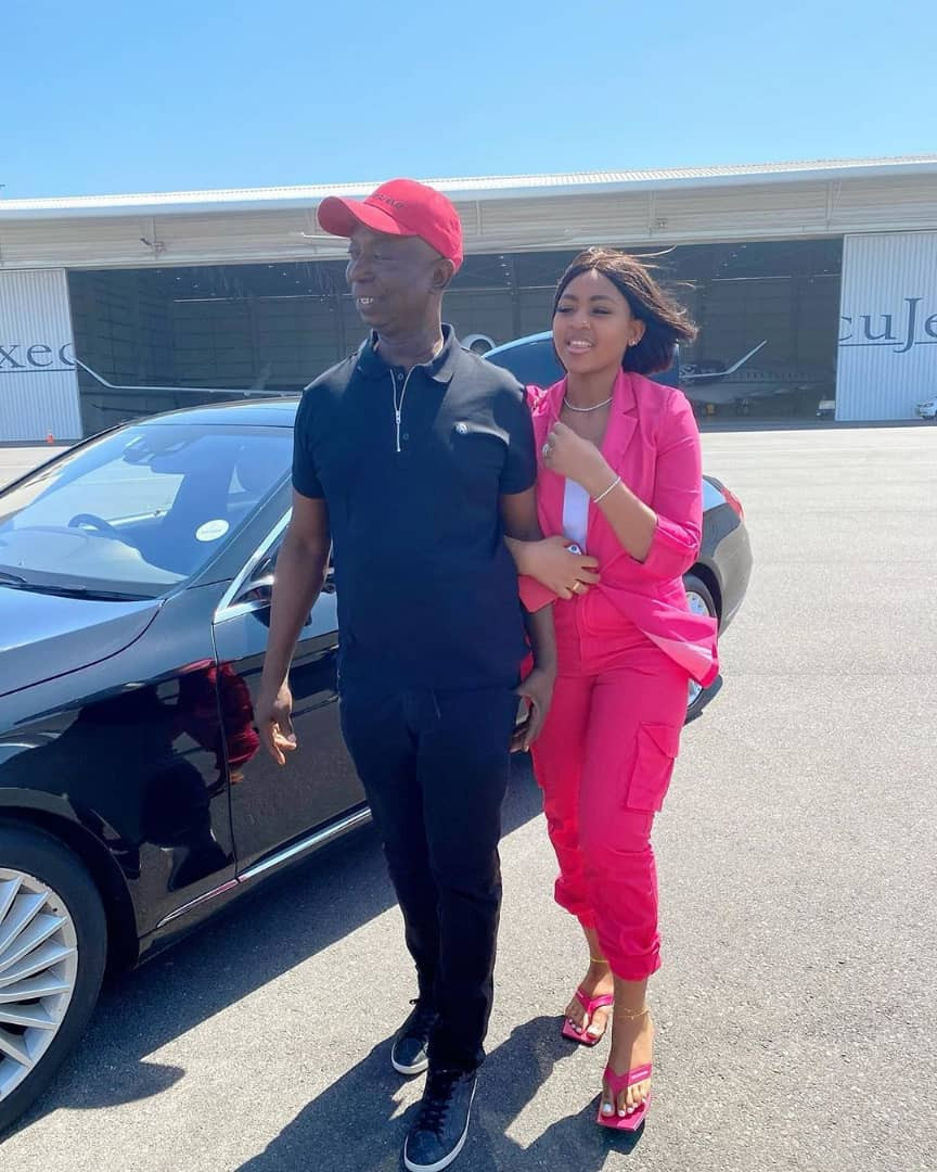 Regina Daniels and her hubby, Ned Nwoko in new photos