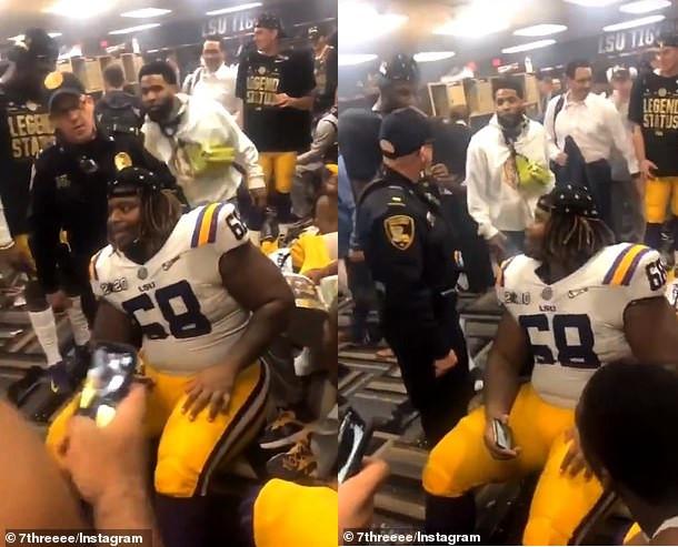 New Orleans cops issue arrest warrant for NFL star Odell Beckham Jr. after he slapped a male officer